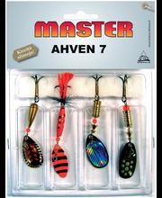 Master Ahven 7 viehesarja