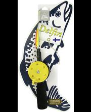 Pilkkisarja delfin 18