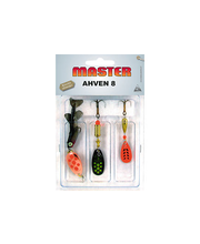 Master Ahven viehesetti 8