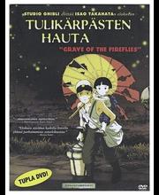 Dvd Tulikärpästen Hauta