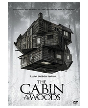 Dvd Cabin In The Woods