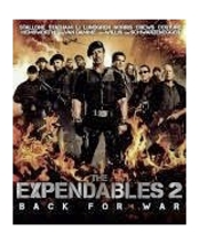 Bd Expendables 2