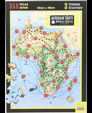 Afrikan tähti 350 palapel