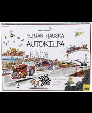 Kunnas Hurjan Hauska Autokilpa peli