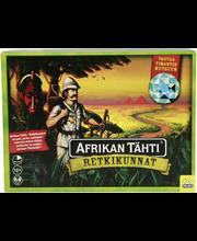 Afrikan tähti retkiku...