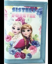 Lompakko frozen sisters