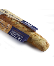 Sellers brand FBO Garlic butter baguette incl. bags 175 GRM
