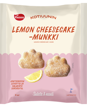 Lemon Cheesecake-munkk...