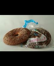 Jokioisten Reikäleipä 400 g pakattu