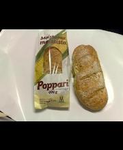 Jokioisten Poppari maissileipä 400g pakattu