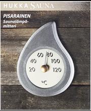 Hukka Sauna Pisarainen -löylymittari