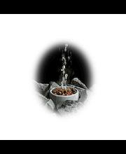 Saunatroikka suihkulähde