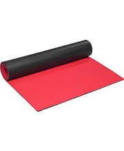 House jumppamatto 100x180 cm, punainen/musta