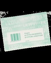 Kuittilomake Ultra A6 1-O