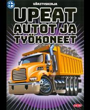 Värityskirja Komeat Autot