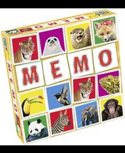 Tactic Memo Villieläimet muistipeli