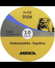 Mirka M-Fix katkaisulaikka 125mm 10kpl