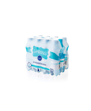 Spring kivennäisvesi natural 0,33l 12-pack