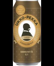 Ukko-Pekka  0,5l alkoholiton pöytäolut