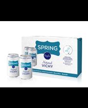 Spring 15x0,33l Vichy natural