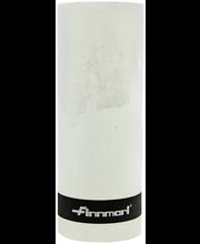 Valkoinen pöytäkynttilä 9,4x25cm
