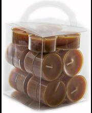 Finnmari Lämpökynttilä muovikuori 20kpl terracotta