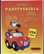 Lasten Värityskirja 224 S