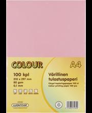Värillinen Paperi A4/100