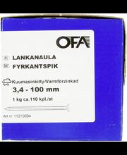 Lankanaula ks 100x3.4 1kg