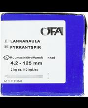 Lankanaula ks125 x 4 2,5k