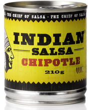 Indian 210g Salsa chipotle meksikolainen tomaattisalsa