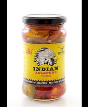 Indian 290/150g jalapeño tricolor kolmiväri jalapeño