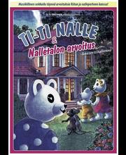 Dvd Ti-Ti Nalle Nalletal