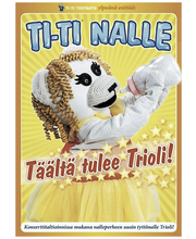 Dvd Ti-Ti Nalle Täältä T