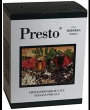 Presto Persikka viinia...