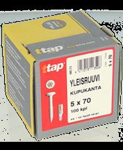 Yleisruuvi Kk,Ttap 5X70