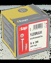 Yleisruuvi Kk,Ttap 5X35