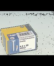 Ohutlevyr Litteäk.4,2X20