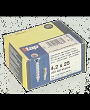 Flygel-Poraruuvi 4,2X25