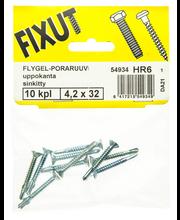 Poraruuvi.flygel 4,2X32