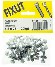 Kateruuvi, Rr20, 4,8X25