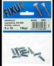 Uraruuvi,Uk, 5X16