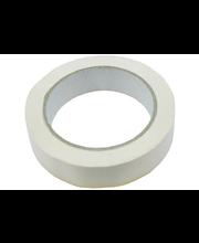 Sääriteippi PVC 25 mm x 66 m valkoinen