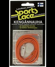 Sport Lace Nauha Oranssi