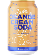 Sun'n Orange Cream Soda
