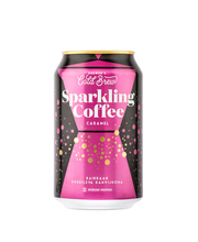 Brewer's Cold Brew Sparkling Coffee Caramel 0,33l