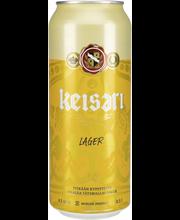 Keisari Lager olut 4,5...
