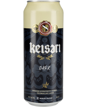 Keisari Dark olut 0,5l...