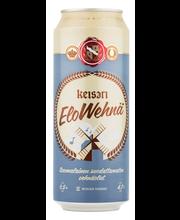 EloWehnä olut 4,7% 0,5...