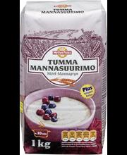 MP Tumma Mannasuurimo 1kg